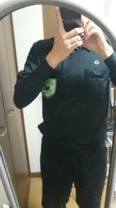 サッカー審判の服装